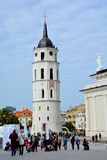 Cathedral of Vilnius Royalty Free Stock Photos