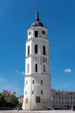 The Cathedral of Vilnius Stock Photos