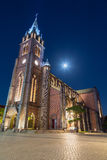 Cathedral of the Virgin Mary of Immaculate Conception,  Seoul Royalty Free Stock Images