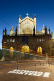 Cathedral of Vitoria Stock Images