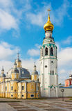 Cathedral in vologda Royalty Free Stock Photo