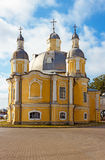 Cathedral in vologda Royalty Free Stock Image
