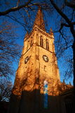 Cathedral in Wakefield Royalty Free Stock Photos