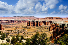 Cathedral Wash at Capitol Reef, Utah Royalty Free Stock Photography