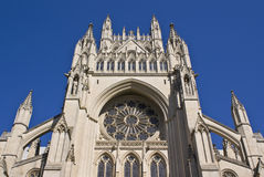 Cathedral(Washington National) Royalty Free Stock Images