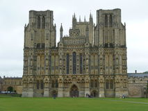Cathedral of Wells, England Royalty Free Stock Photo