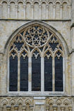 Cathedral Window exterior Royalty Free Stock Photos