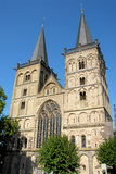 Cathedral in Xanten Royalty Free Stock Photos