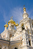 Cathedral in Yalta Royalty Free Stock Images