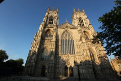 The Cathedral in York, UK Royalty Free Stock Image