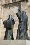 Cathedral of Zamora Royalty Free Stock Photo