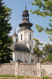 Cathedral in the Zamosc Royalty Free Stock Photos