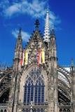 cathedral06科隆香水 免版税库存图片