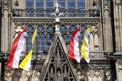 cathedral07科隆香水 库存照片