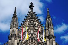 cathedral08科隆香水 库存照片