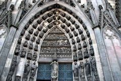 cathedral11科隆香水 库存照片
