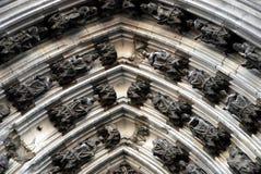 cathedral12科隆香水 免版税库存照片