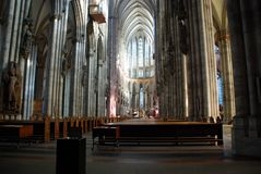 cathedral13 Κολωνία Στοκ φωτογραφία με δικαίωμα ελεύθερης χρήσης
