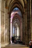 cathedral16 cologne fotografia royalty free
