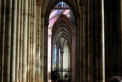 cathedral22 cologne Zdjęcia Royalty Free