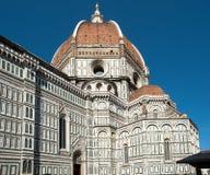Cathedrale二圣玛丽亚del菲奥雷,佛罗伦萨 免版税库存图片