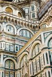 Cathedrale de Firenze Santa Maria della Fiore Foto de Stock Royalty Free