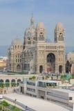 Cathedrale De La Ha som huvudämne Arkivbilder