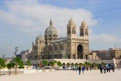 Cathedrale De La Ha som huvudämne Royaltyfria Foton