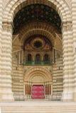 Cathedrale de la Major Entrance Royalty Free Stock Images
