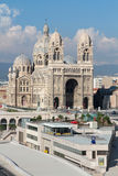 Cathedrale de la Major in Marseilles Stock Photo