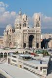 Cathedrale de la Major in Marseilles Stock Photo