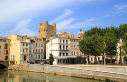Cathedrale de Narbonne, France Photographie stock