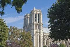 Cathedrale de Notre-Dame Royalty Free Stock Image