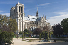 Cathedrale DE Notre-Dame Stock Fotografie
