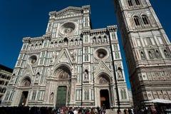 Cathedrale di Santa Maria del Fiore, Florence Arkivbilder
