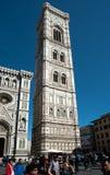 Cathedrale di Santa Maria del Fiore, Florence Royaltyfri Bild