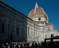 Cathedrale di Santa Maria del Fiore, Florence Royalty Free Stock Images