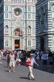 Cathedrale Di Santa Maria del Fiore w Florencja, Włochy Fotografia Stock