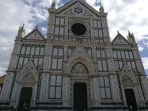 Cathedrale Florence Photo stock