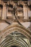 Cathedrale notre-dame-DE-LÂ'Assomption, Rodez (Frankrijk) Stock Afbeelding