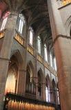 Cathedrale Notre-Dame-de-l´Assomption, Rodez (France ) stock photography