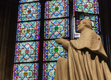 Cathedrale Notre Dame De Paris Royalty Free Stock Photography