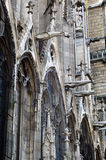 Cathedrale Notre Dame de Paris Royalty Free Stock Images