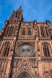 Cathedrale Notre Dame de Strasbourg France Stock Photos