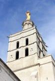 Cathedrale Notre-Dame des Doms d'Avignon, France Royalty Free Stock Photos