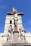 Cathedrale Notre-Dame des Doms d'Avignon, France Stock Images