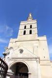 Cathedrale Notre-Dame des Doms d'Avignon, France Stock Photography