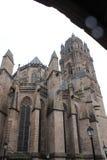 Cathedrale Notre-Dame, Rodez (Frances) photos libres de droits