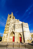 Cathedrale Saint-Etienne in Auxerre Royalty Free Stock Photography