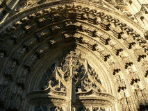 Cathedrale Saint-Gatien, Tours ( France ) Royalty Free Stock Photo
